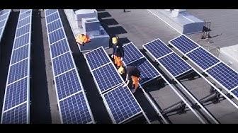 Hiilineutraali Turku: Kupittaan aurinkovoimala