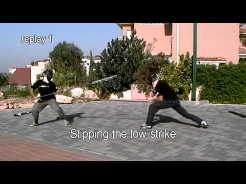 Spear (Yari) fighting - Armed combat & tactics