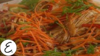 Vegetarian Udon Noodle Stir-fry - Emeril Lagasse