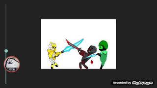 Рисуем мультфильмы 2 1-ая битва