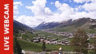 Preview of stream Livigno Panoramica (SO) - Valtellina, Italy