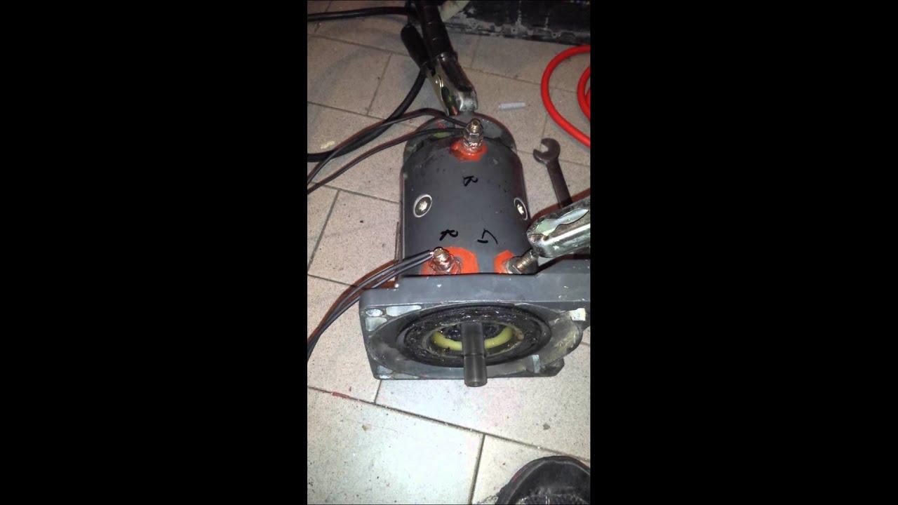 Schema Elettrico Per Verricello : Collegamento verricello elettrico senza solenoidi youtube