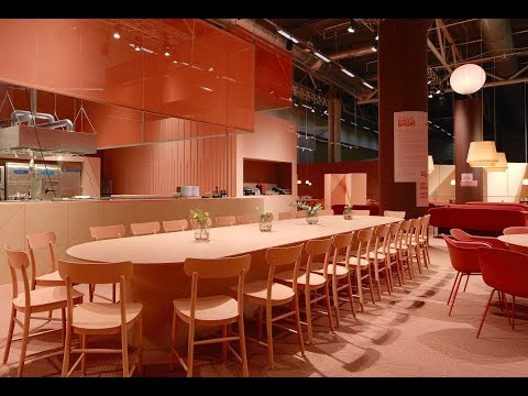 2017 Stockholm Furniture Fair / ストックホルム家具見本市