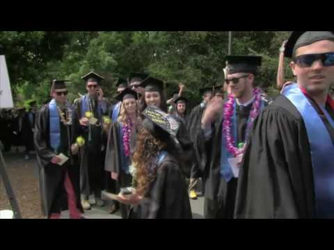 Sonoma State Commencement -  May 21, 2016 - Afternoon Ceremony