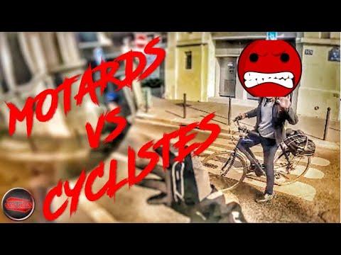 Download MOTARDS en Colère vs CYCLISTES énervés
