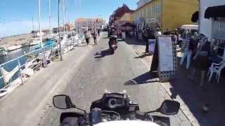 Bornholm motocyklem - 2015[PL EN]