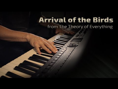 Arrival Of The Birds - The Cinematic Orchestra (from The Theory Of Everything) \\ Jacob's Piano