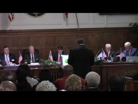 Valdosta municipal audit and budget surplus