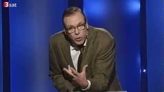 Rentner Lothar Dombrowski erhält den Bayerischen Kabarett-Ehrenpreis 2012