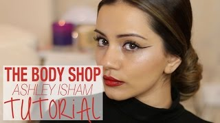 Tutorial | The Body Shop x Ashley Isham AW15 Tutorial Ad | Kaushal Beauty