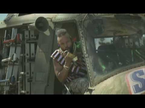 Mr T Snickers Helicopter And Pool Advert Mr T Is Back Youtube
