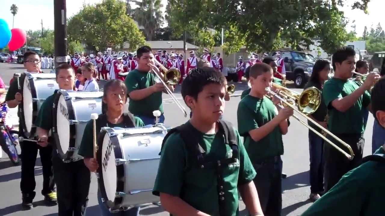 Mlk Band Madera Old Timers Parade 2011 Youtube