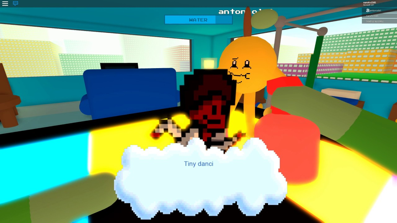ROBLOX RAVE PARTY
