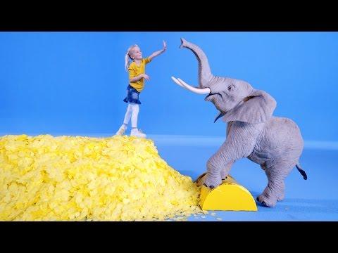 Ich bin groß (Offizielles Tanzvideo) - Lichterkinder | Kinderlieder | Bewegungslieder