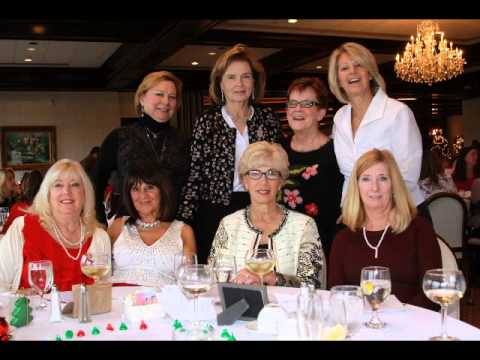 Crescent Club Christmas Luncheon   December 2, 2014