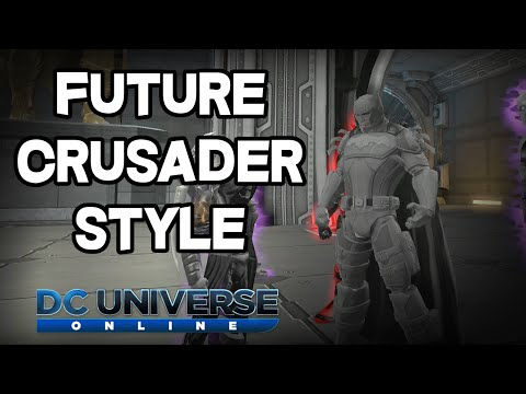 DCUO - Future Crusader Style Complete