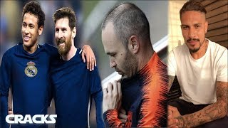 "MESSI: ""TERRIBLE si NEYMAR va al MADRID"" 