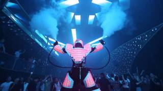 Leo Night Club Danang - Robot KRYOMAN DJ