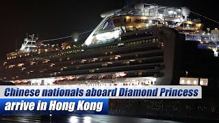 Live: First batch of Chinese nationals aboard Diamond Princess arrives in Hong Kong
