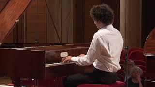 Benjamin d'Anfray – K. Kurpiński, Polonaise in G minor (First stage)