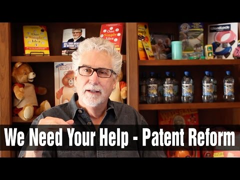 We Need Your Help to Reform Our Patent System