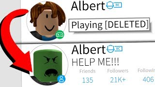 THIS ROBLOX GAME INFECTS YOUR CHARACTER