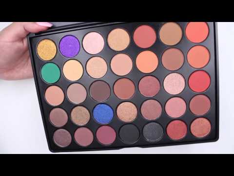 OPV Beauty Gorgeous Palette | Swatches