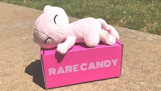 Rare Candy Mystery Box Pokemon Opening!