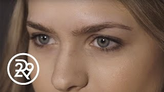 taking off makeup with kayley melissa   naked truths   refinery29