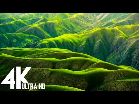 4K Video (Ultra HD) : Unbelievable Beauty - Relaxing music along with beautiful nature videos