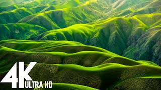 4K Video (Ultra HD) : Unbelievable Beauty - Relaxing music along with beautiful nature videos #113