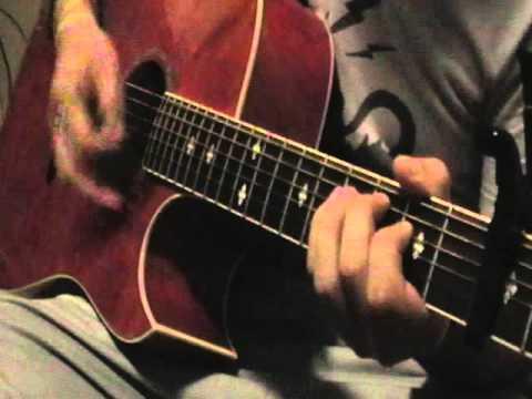 Drops Of Jupiter Guitar Cover Youtube