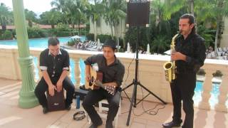 Coll Music Latin Guitar Trio Biltmore Hotel