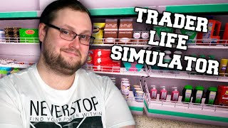 КУПЛИНОВ ОТКРЫЛ СВОЙ СУПЕРМАРКЕТ ► Trader Life Simulator #1