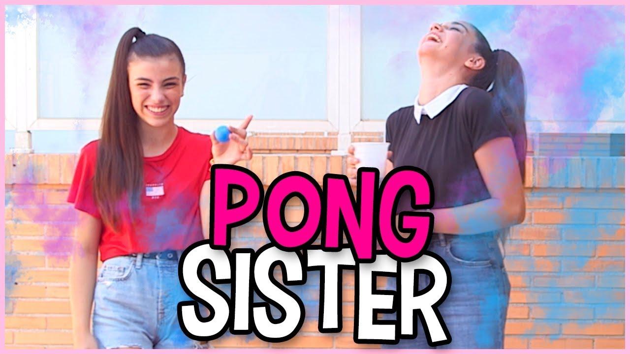 SCHIFEZZA PONG CHALLENGE DELLE SWEET SISTERS 😍