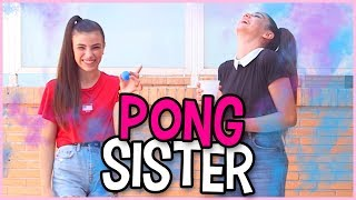 SCHIFEZZA PONG CHALLENGE DELLE SWEET SISTERS 😍