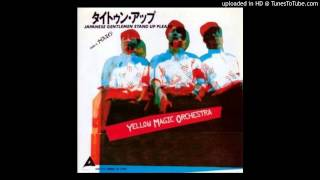 Yellow Magic Orchestra - Tighten Up (Japanese Gentlemen Stand Up Please!) (1980)