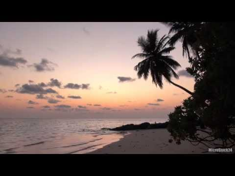 Maldives Sunset - Natural Waves Chill Out | Relaxation | Meditation