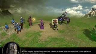 Armies of Exigo Chapter 3 Cutscenes
