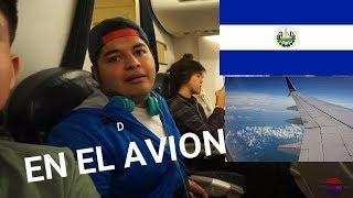 VUELVO A EL SALVADOR! DE LOUISVILLE,KY A EL SALVADOR/ EL SALVADOR 2017/ Yo I Sanabria VLogs
