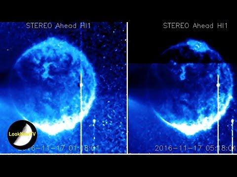 GIANT UFO Captured By NASA Satellite! Breaking NEWS!
