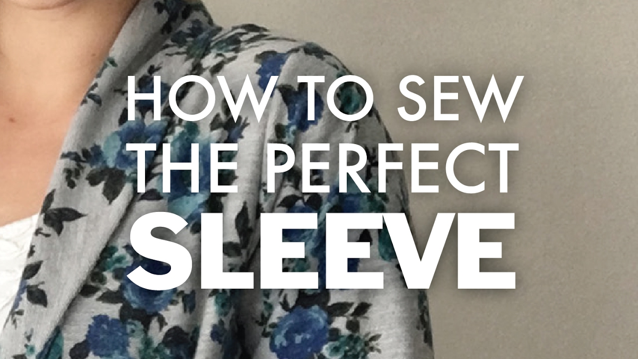 How To Sew Knit Neckbands Sleeves And Hems The Diby Club