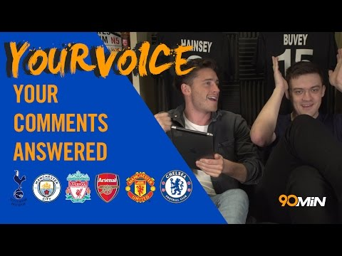Would Kyle Walker go to Man City for £50Mil? Chelsea under pressure if Spurs beat Hammers? Yourvoice
