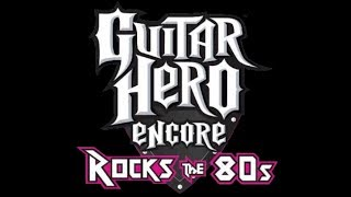 Guitar Hero Encore Rocks The 80s (#25) Iron  Maiden- Wrath Child