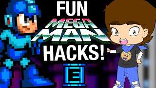 FUN Mega Man HACKS and Fan Games! - ConnerTheWaffle