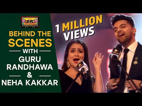 High Rated Gabru/Ban Ja RaniBehind The Scene | Mixtape Punjabi | Guru Randhawa | Neha Kakkar