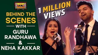High Rated Gabru/Ban Ja Rani  Behind The Scene | Mixtape Punjabi | Guru Randhawa | Neha Kakkar