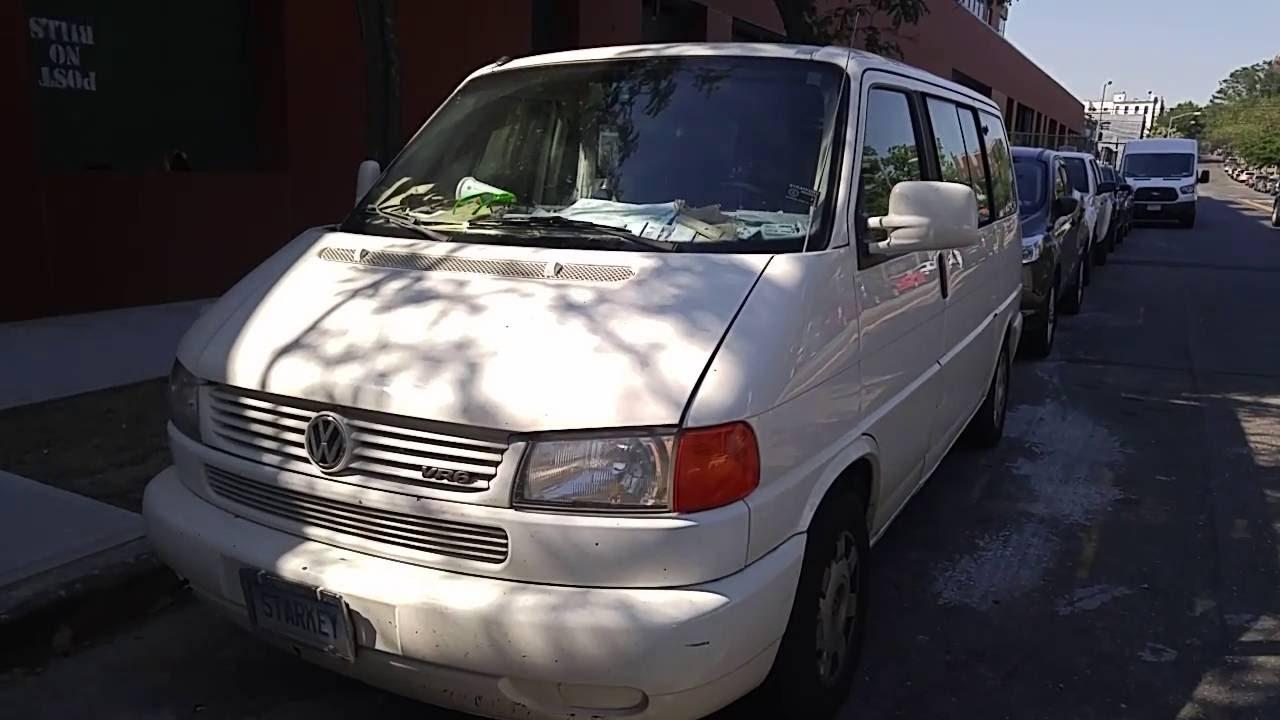 2000 volkswagen eurovan vr6