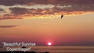 Beautiful Sunrise, Copenhagen (2021, june)