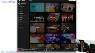 Overview: Tidal Hi-Fi Music Streaming Service